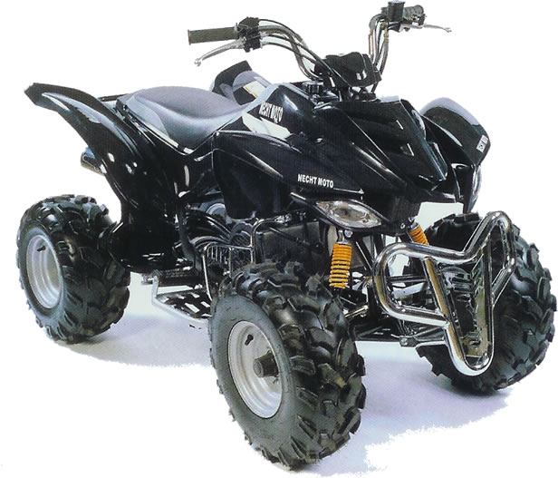 150cc Quad Bike from DirtRiders.co.uk